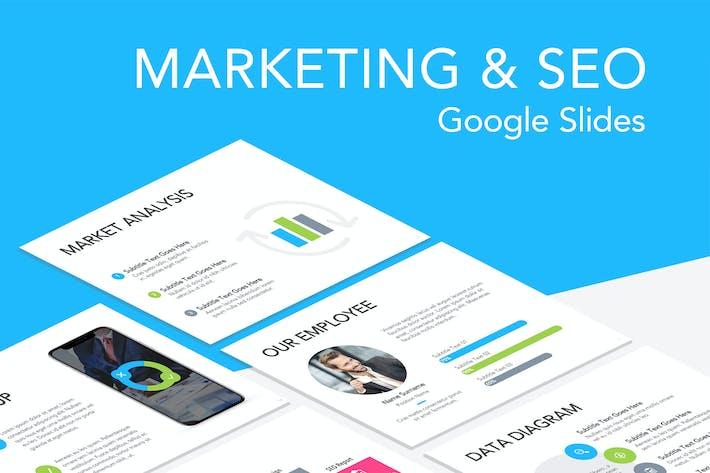 Marketing & SEO Google Slides