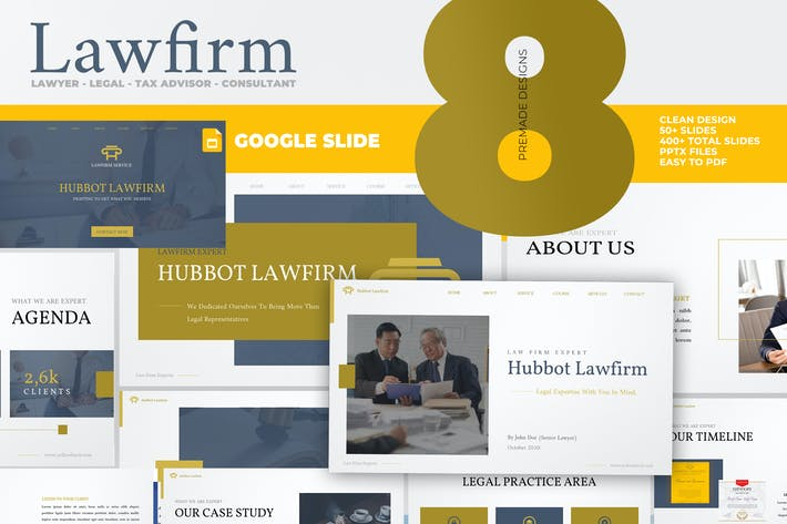 Thumbnail for Lawfirm - Attorney