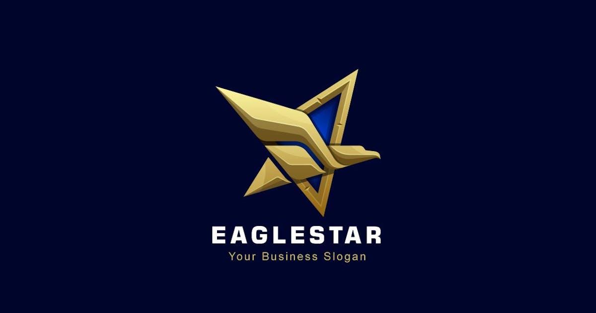 Download Eagle Star Luxury Badge Logo by ivan_artnivora