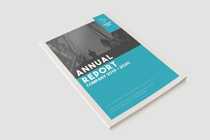 Thumbnail for Annual Report Company
