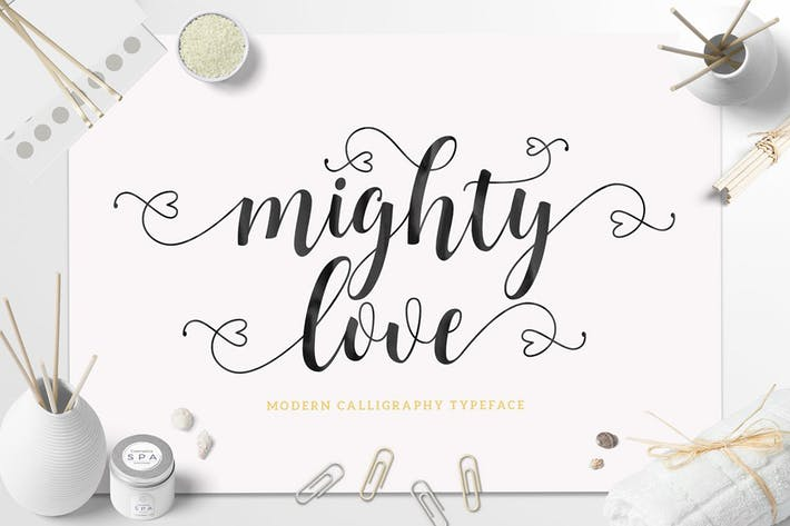 Thumbnail for Mighty Love Script