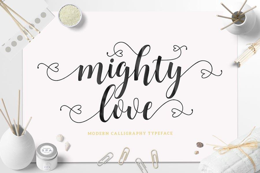 Mighty Love Script