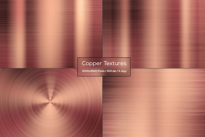 Thumbnail for Copper Textures
