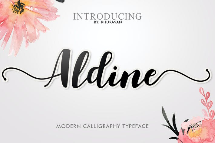 Thumbnail for Script Aldine