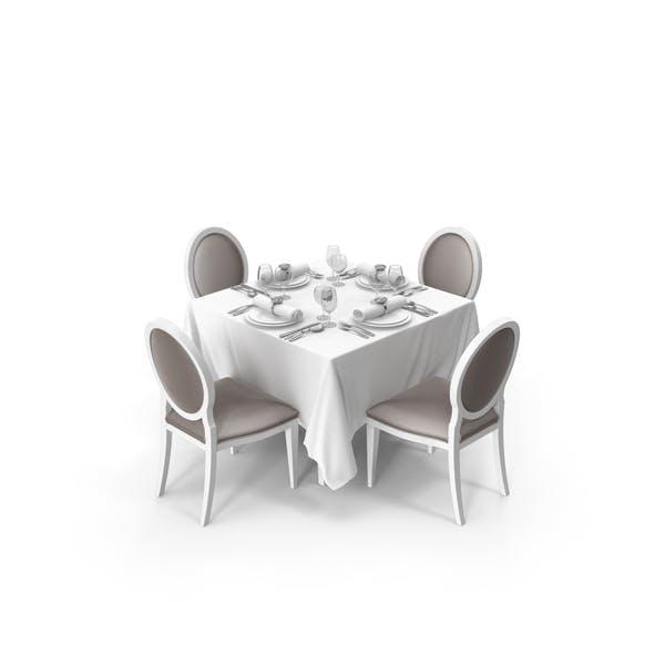 Thumbnail for Restaurant Tischset