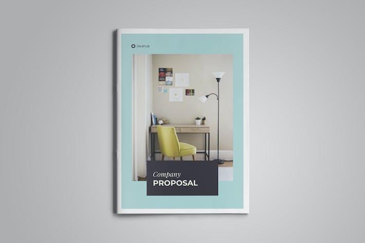 Thumbnail for Plantilla de propuesta empresarial