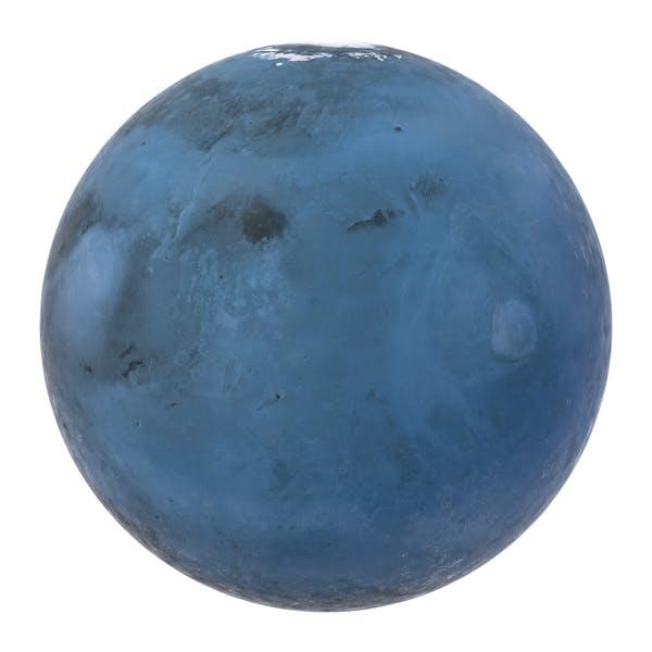 Вымышленная голубая планета