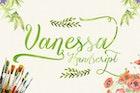 Vanessa handscript