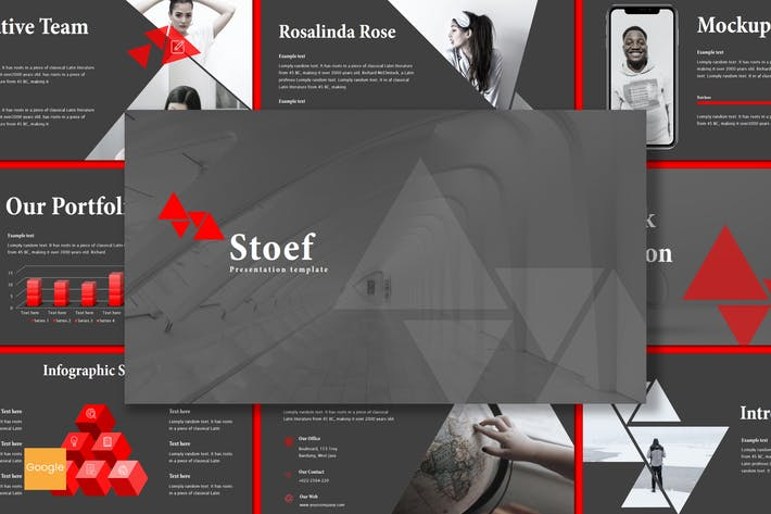 Cover Image For Stoef - Google Slides Template