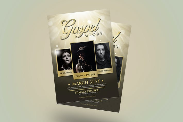 Thumbnail for Gospel Flyer