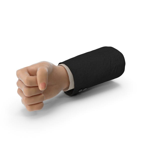 Suit Hand Fist