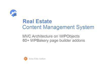 Real Estate plugin for WordPress