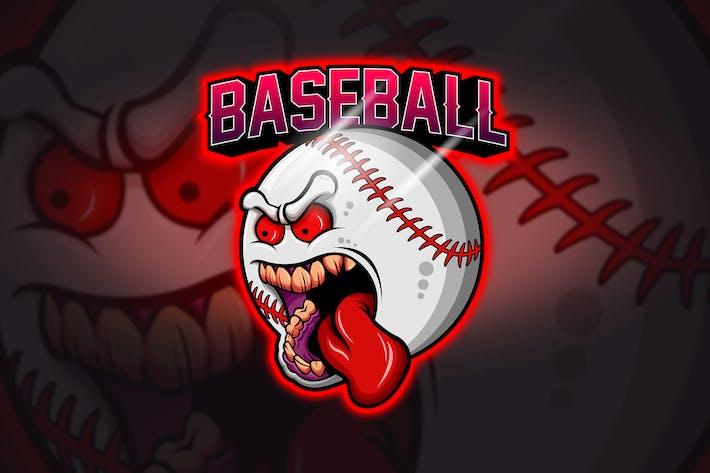 Thumbnail for Baseball - Mascot & Esport Logo