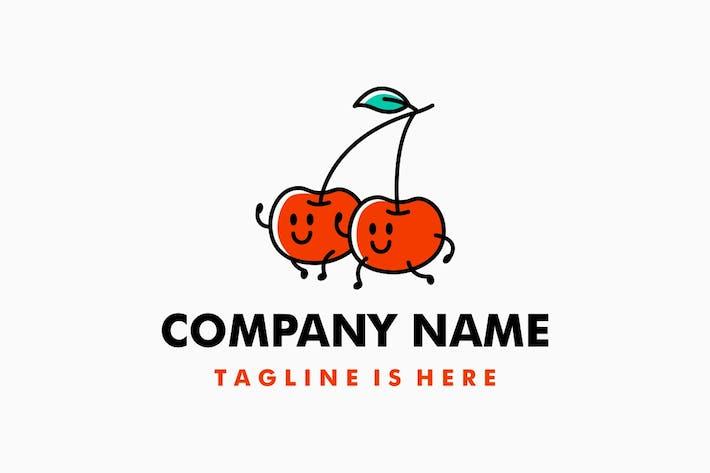 Thumbnail for Running Cherry Logo
