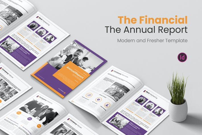 Financial Report Annual Report
