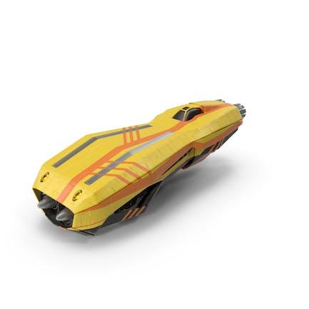Sci Fi Hover Speeder