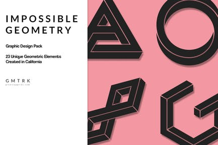 Geometric Design Kit - Unmögliche Geometrie