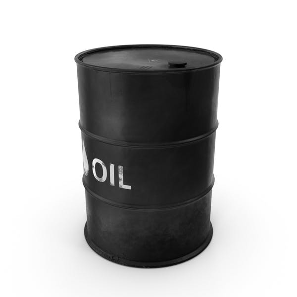 Cover Image for Oil Drum