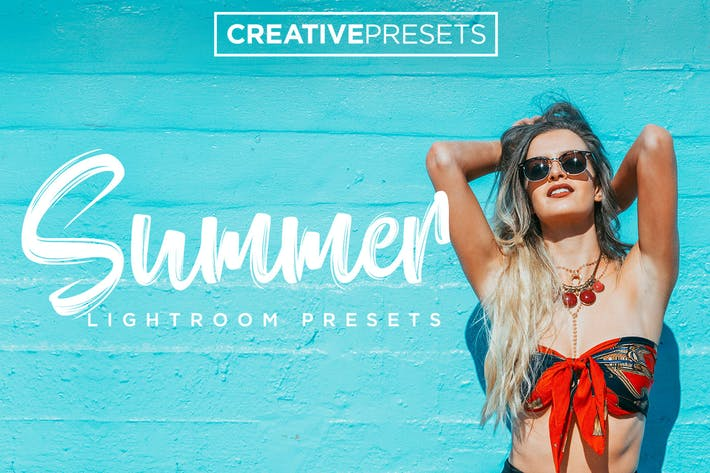 Thumbnail for Summer Lightroom Presets
