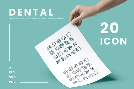 Dental - Icons