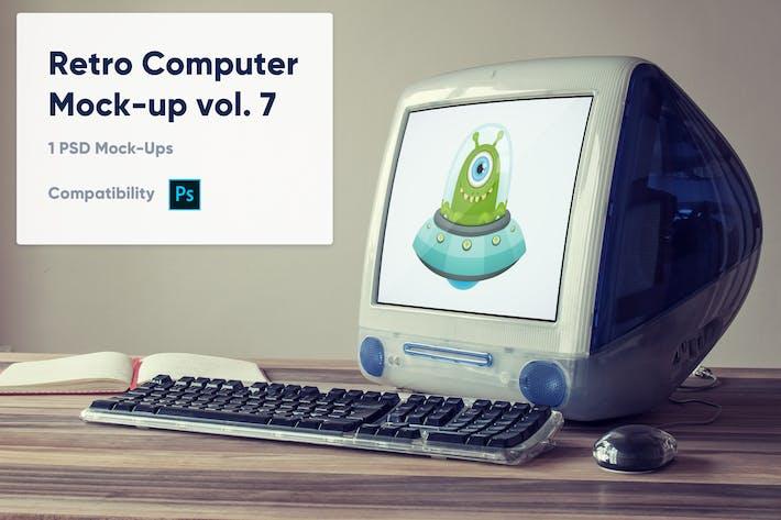 Thumbnail for 1 Ретро компьютерный макап том 7