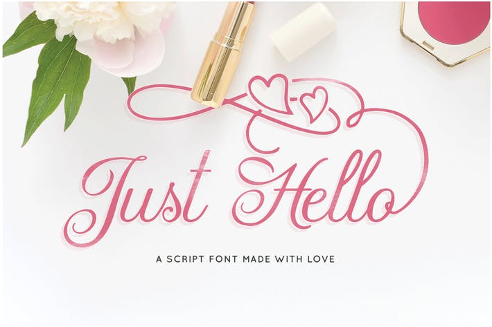 Thumbnail for Just Hello Script