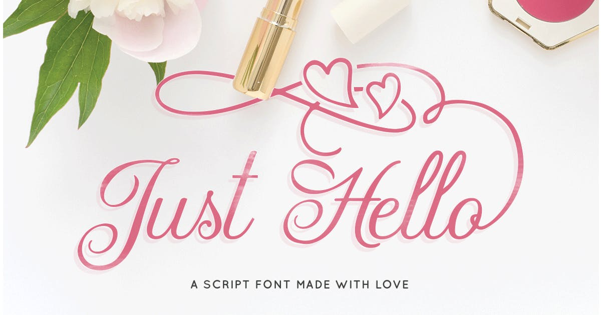Download Just Hello Script by maroonbaboon