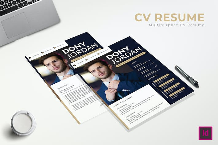 Thumbnail for Master CV Resume