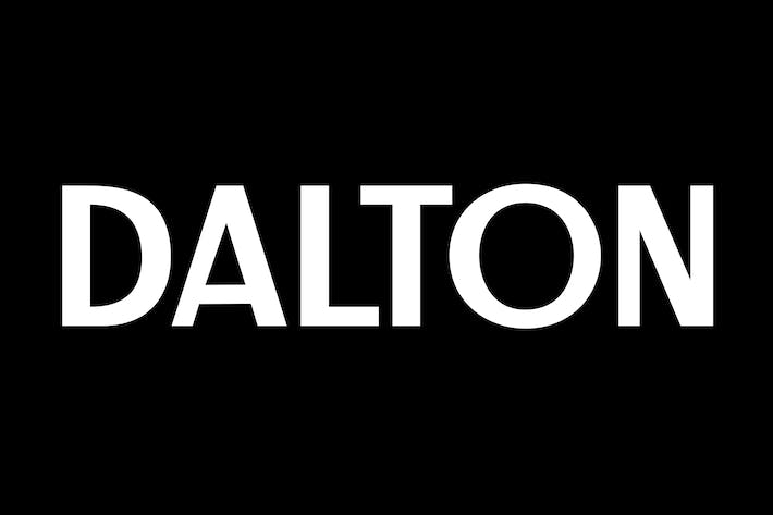 Thumbnail for Dalton - Business Font