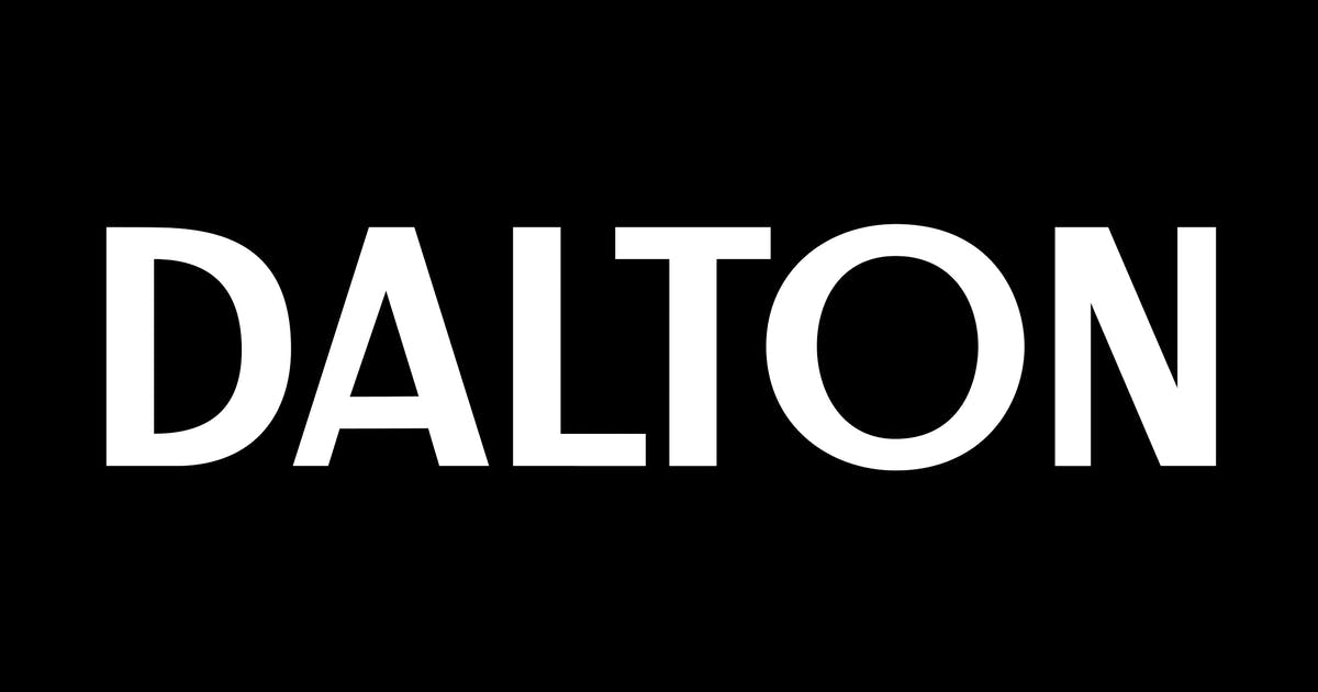 Download Dalton - Business Font by shirongampus