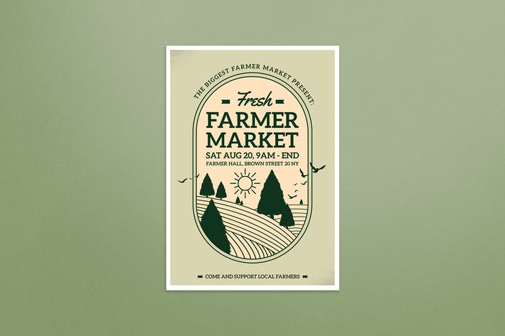 Thumbnail for Farmers Market