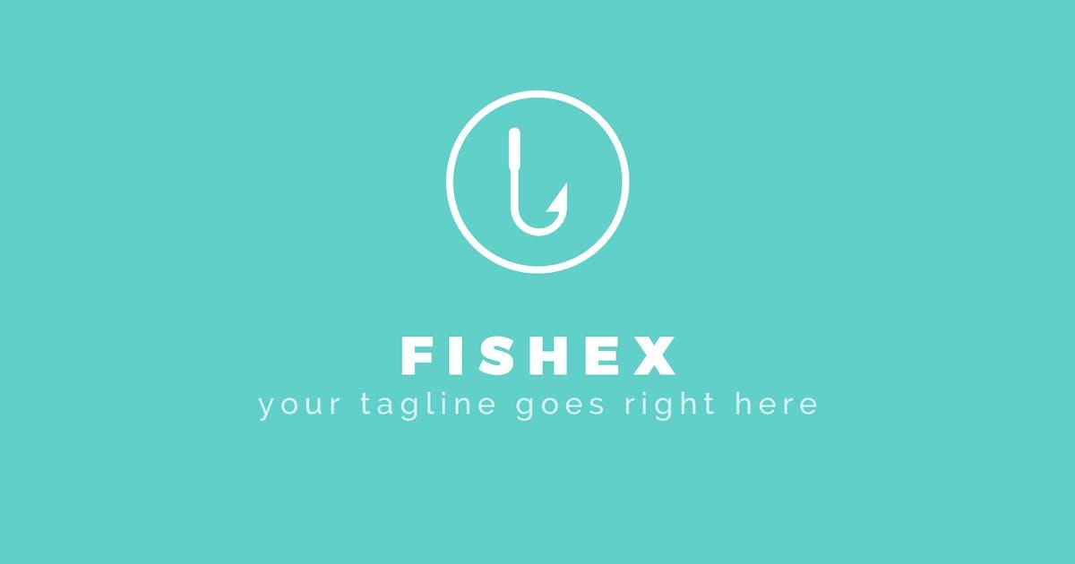 Download Fishex - Fishing Logo Design by ThemeWisdom