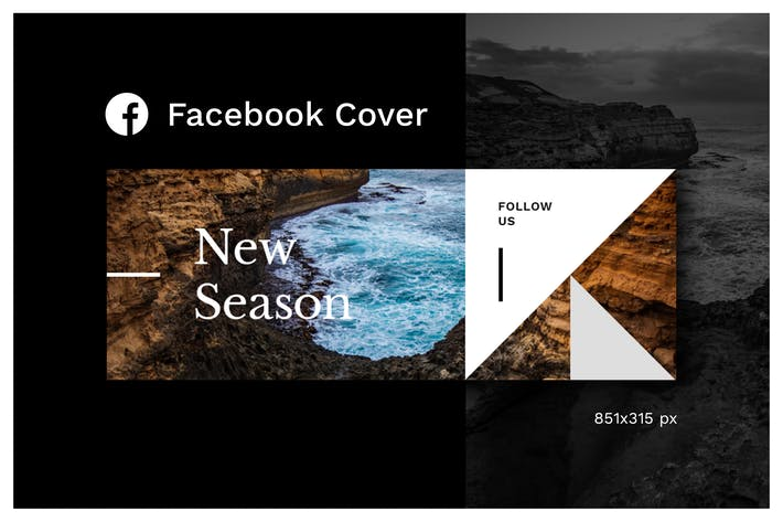 Thumbnail for Facebook Cover (Vol.5)