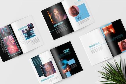 Lookbook Magazine Template