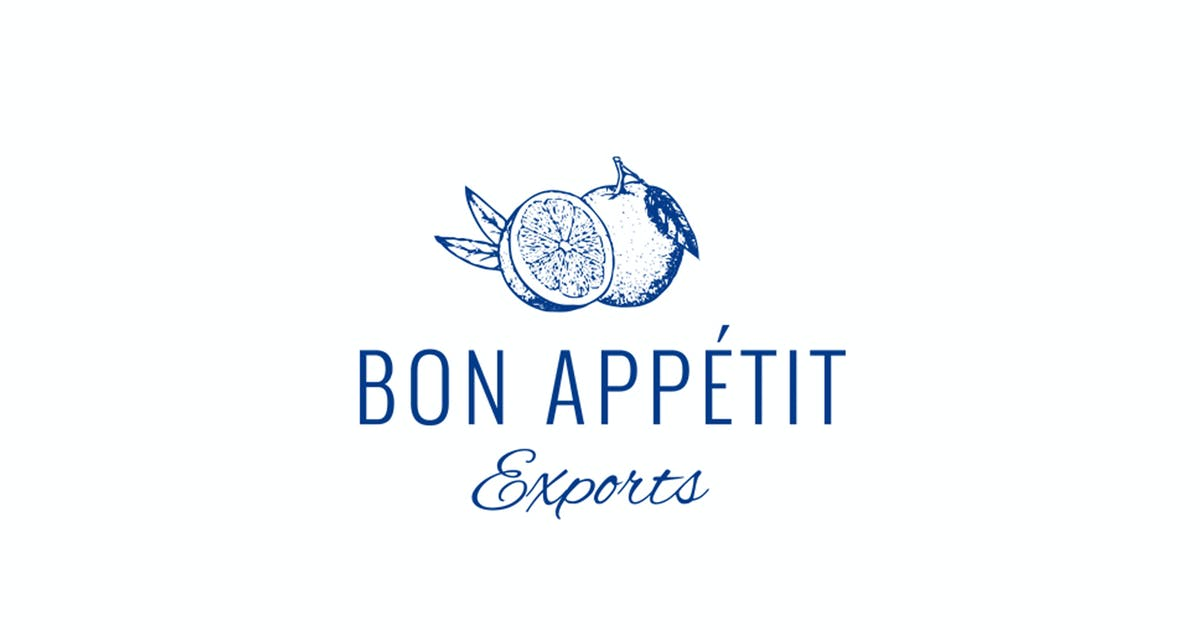 Download Bon Appétit Vintage Logo Template by 83Oranges