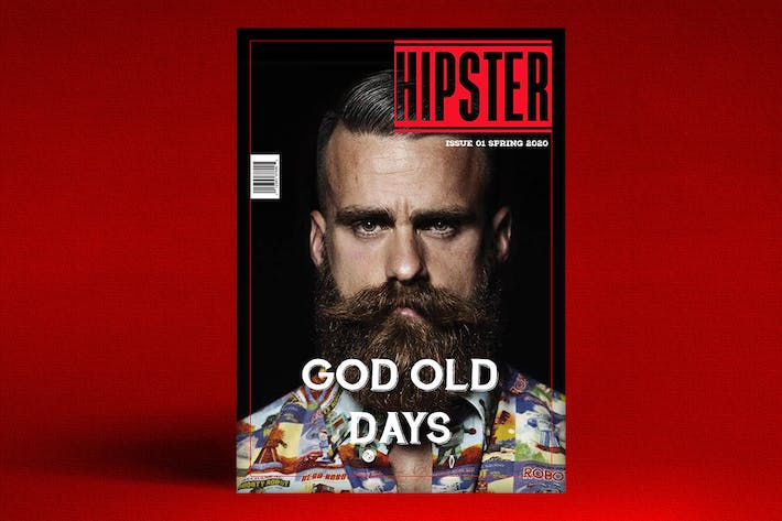 Thumbnail for Hipster Magazine