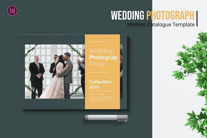 Wedding Photograph – Catalogue Template