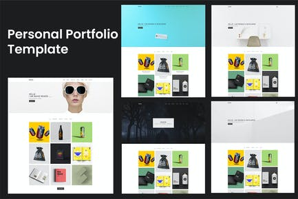 Mehedi - Minimal Portfolio HTML5 Template