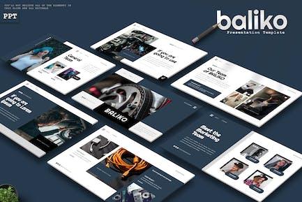 Baliko - Powerpoint-Vorlage