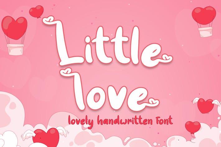 Petit amour - Lovely Font