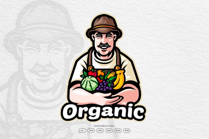 Happy Farmer Harvest Organic Fruits and Vegetable