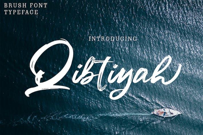 Thumbnail for Fuente de pincel Qibtiyah