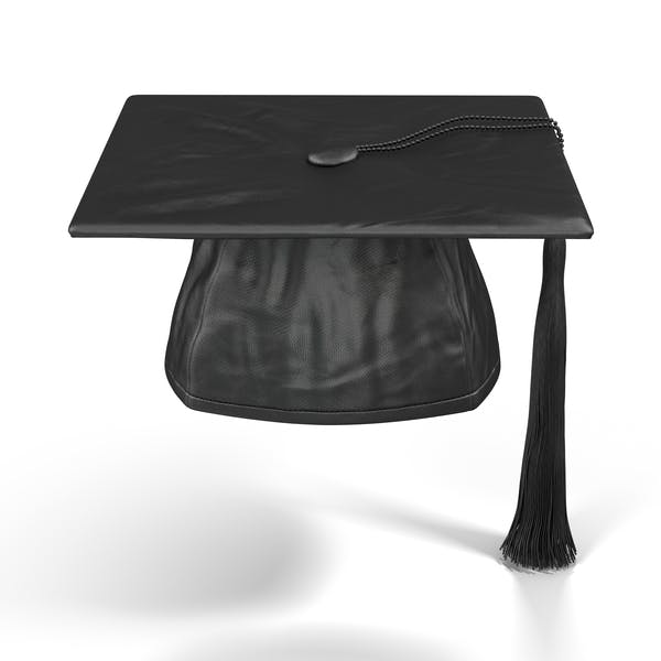 Thumbnail for Black Mortarboard