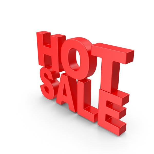 Hot Sale Text