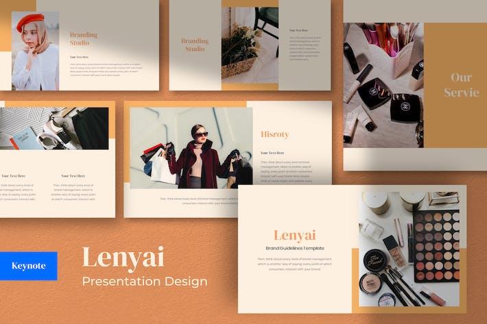 Thumbnail for Лекция Шаблон презентации Lenyai