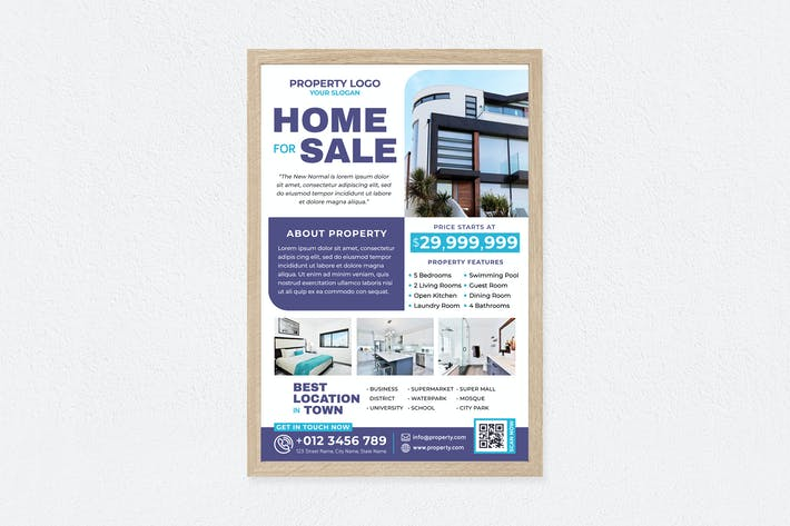 Thumbnail for Home For Sale Poster