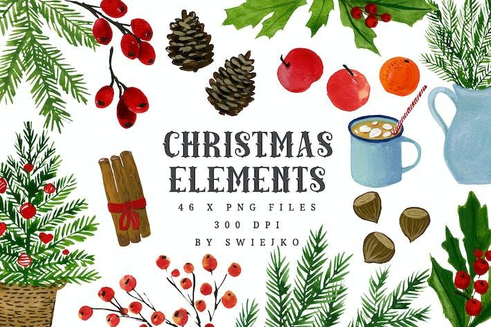 Thumbnail for Elementos de Navidad I