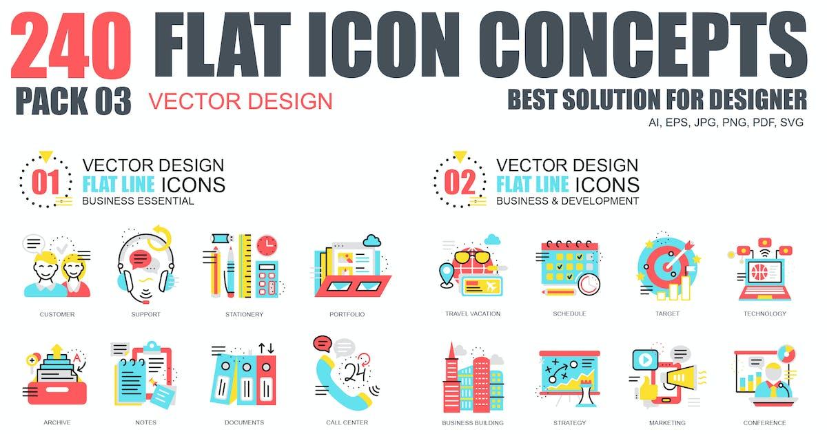 Download Flat Icons by alexdndz