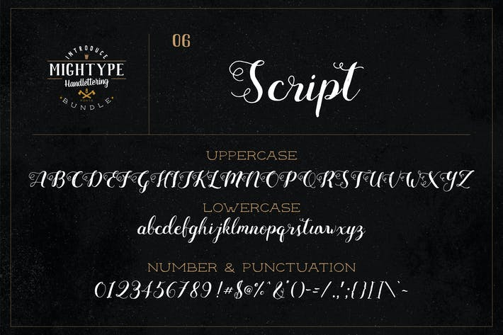 Thumbnail for Mightype 06 - Script