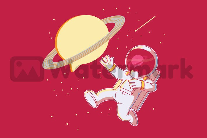 Space-Meldung